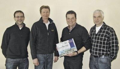 Kachelofenbauer helfen mit Arbeitseinsatz in Rumänien